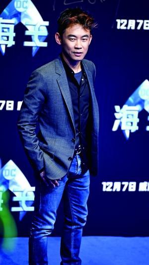 《海王》 中国首映 领跑全球