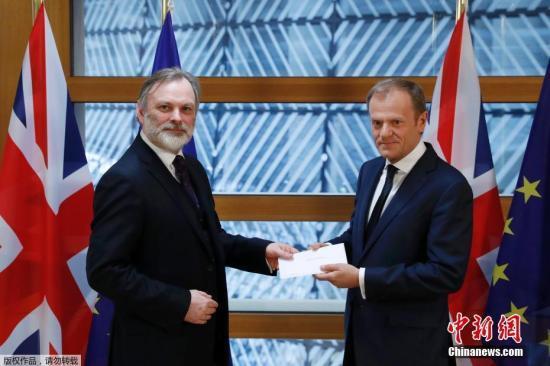 外媒:欧盟谈判代表提议延长脱欧过渡期至2022年底