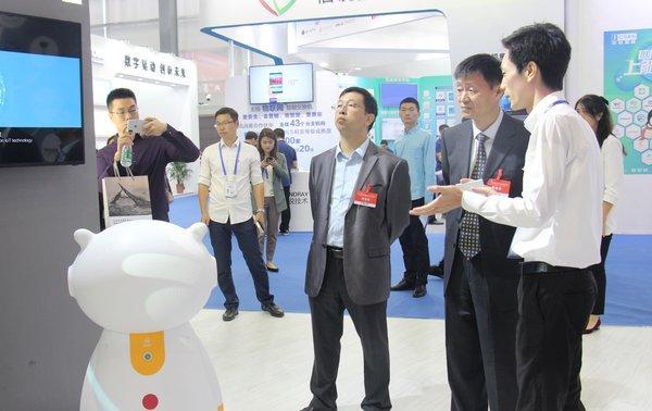 奇信智能公司携旗下核心产品亮相第20届高交会