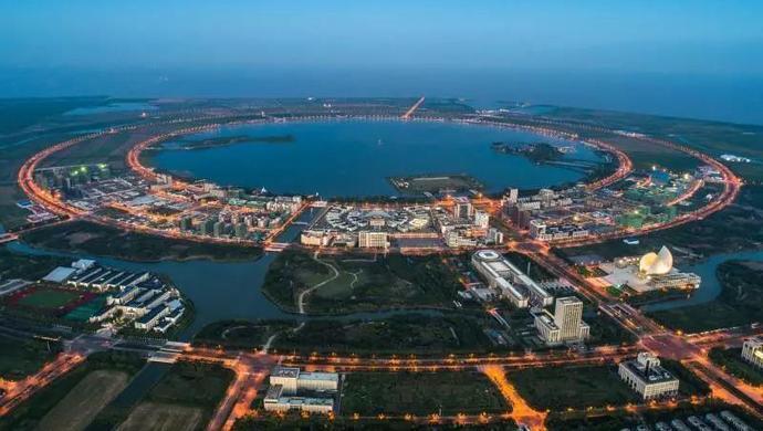 """上海临港发布融入""""长三角一体化""""行动方案,将设立跨区域旅游路线"""