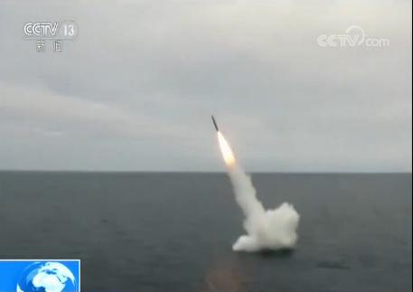 俄在白令海峡举行海上军演