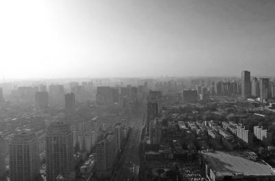 污染反弹!郑州等9市启动重污染天气预警