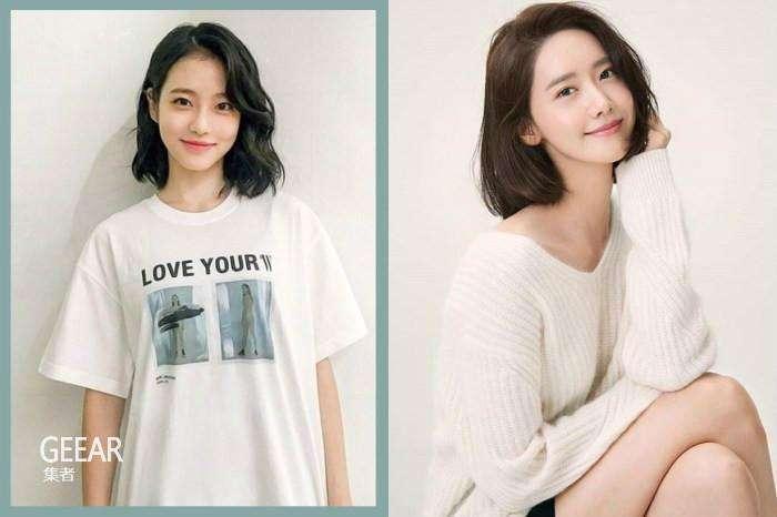 韩国女生们纷纷换上了新发型! 秋冬最流行的氧气短发你知道了吗?