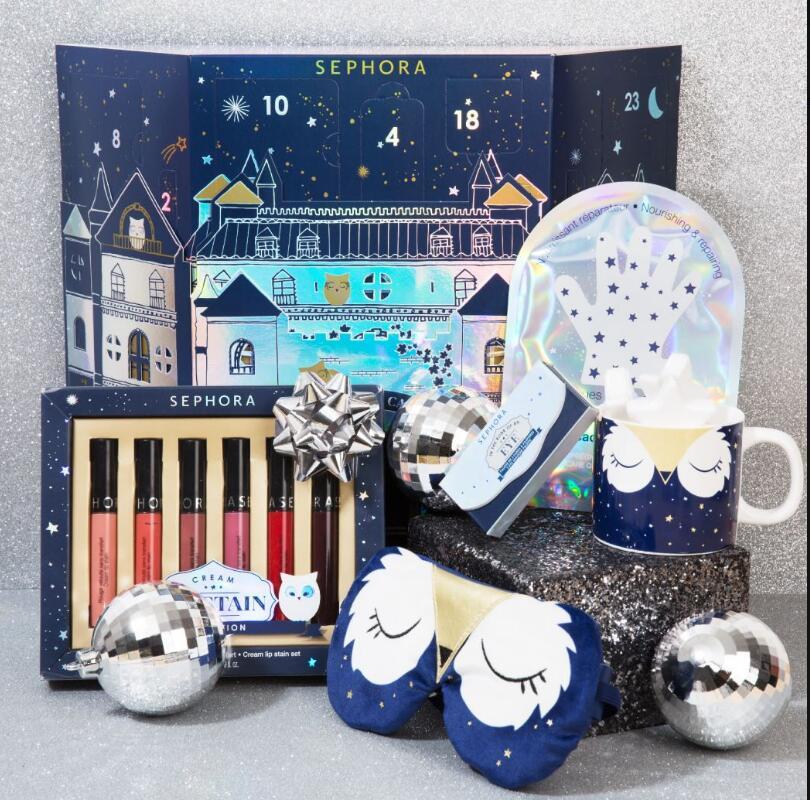圣诞节送她好礼,点亮浪漫金色圣诞季!