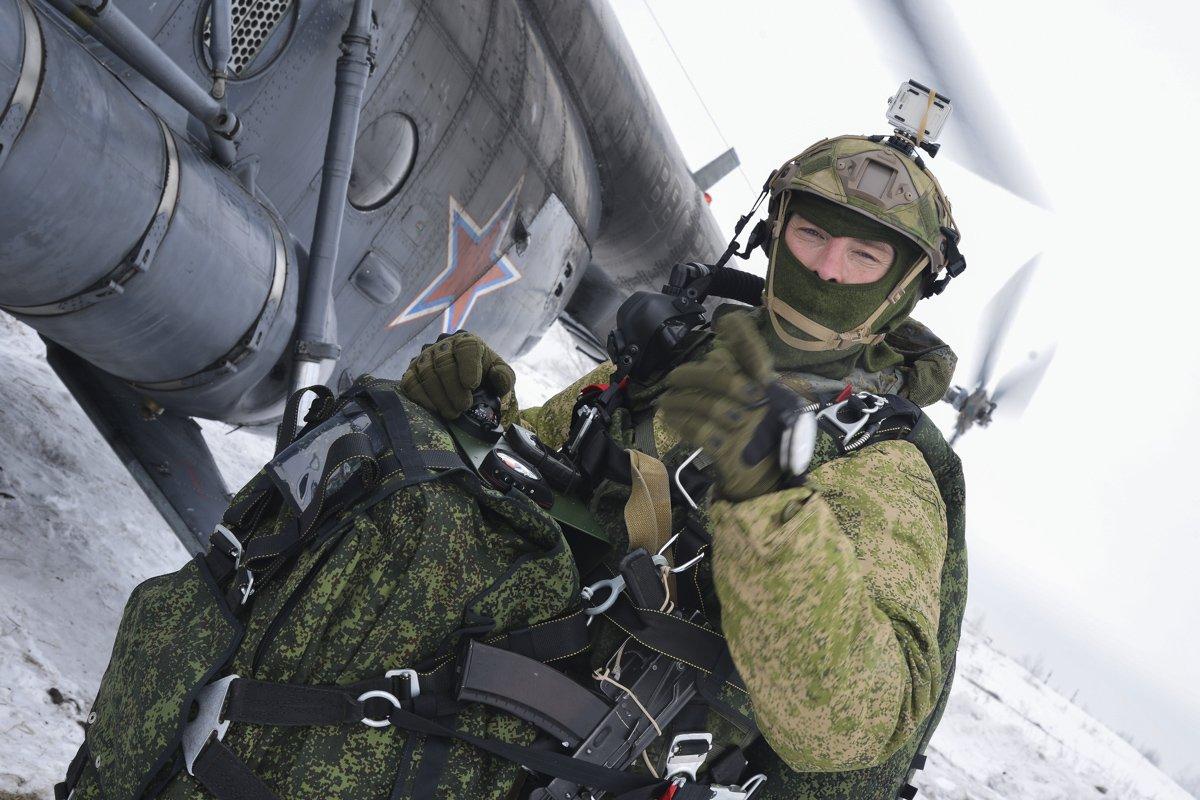 战斗力再升级!俄空降兵将增加直升机与反导分队