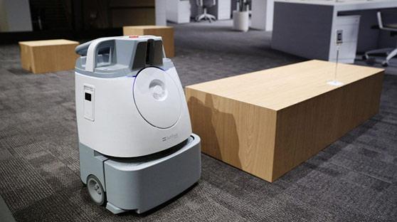 软银时隔三年再发新型机器人 这次不说话只干活