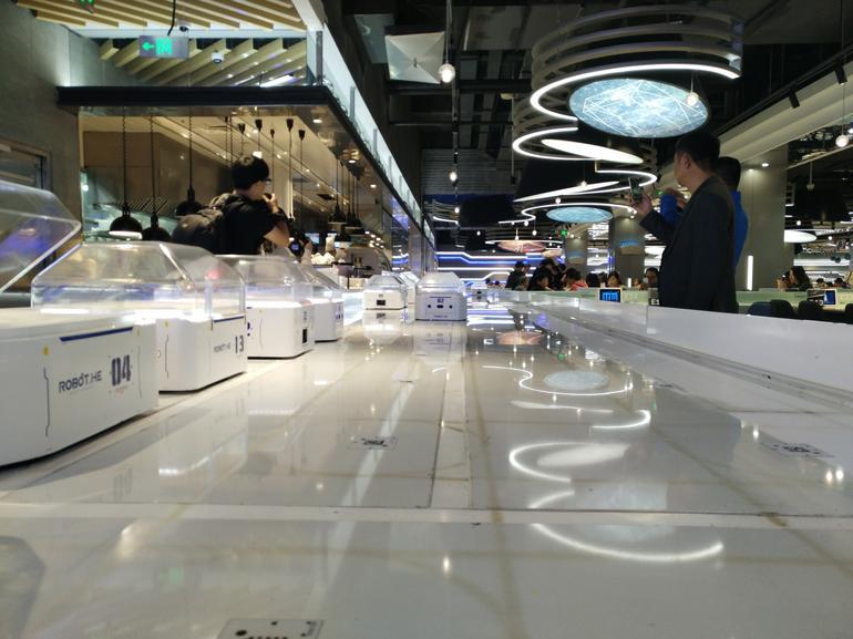阿里推进新零售:盒马正在改变传统商超模式