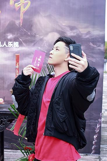敖犬领衔主演电影《白狐大帝》开机 2019年上映