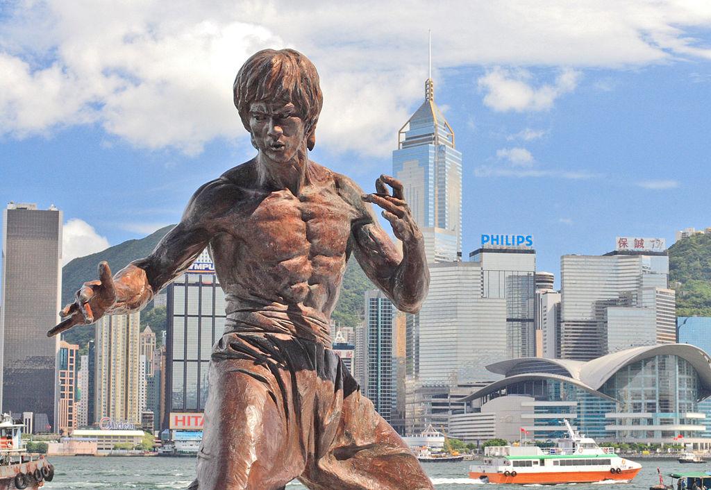 港媒:李小龙故居将改建成中国文化中心,教普通话
