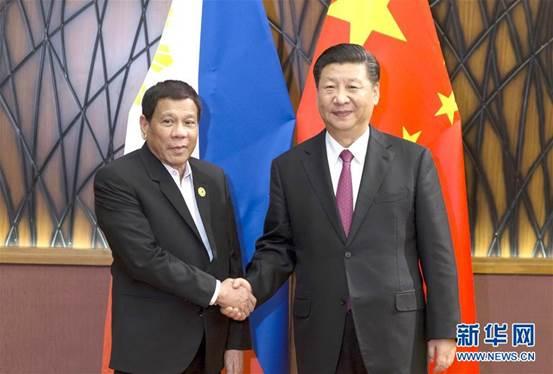 菲律宾媒体:习主席访菲具里程碑意义