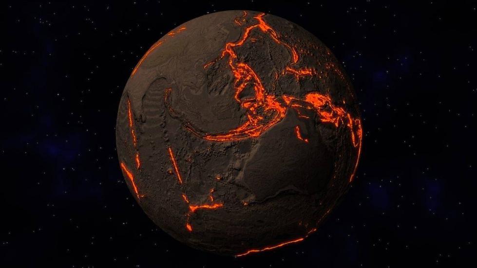 """地球正在吞掉自己的海洋 但吞掉还会""""吐""""出来"""
