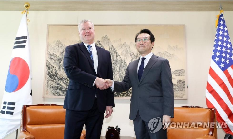 朝美无核化谈判要加速?韩美涉朝工作组即将启动