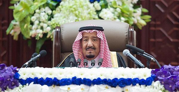 沙特国王在卡舒吉案后首度公开演讲:赞司法系统,未提及暗杀