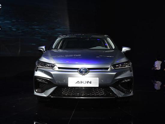 工况续航超500km的Aion S 将明年上市