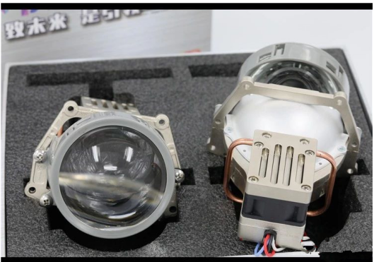 MISMI米石ML智能激光透镜:一款为你量身打造的大灯