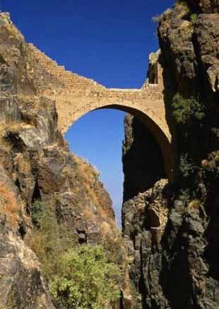 世界上最神秘的桥