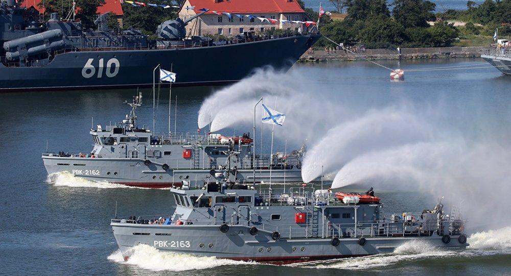 俄罗斯太平洋舰队将接受3艘新型救生保障艇