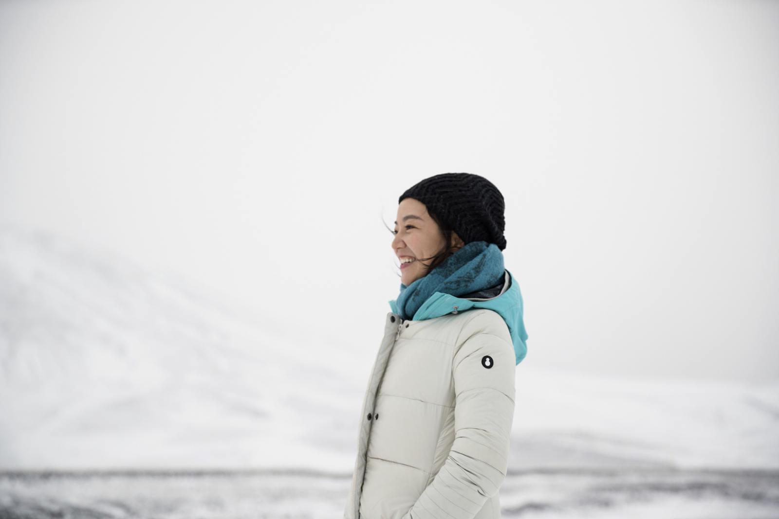 阿雅冰岛徒步 在世界的尽头感叹自然