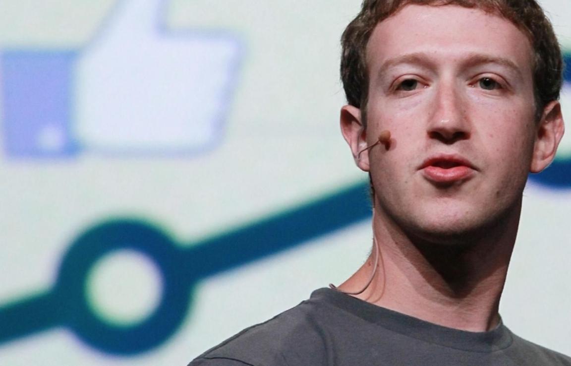 被施压下台 脸书扎克伯格:不会让出任何控制权