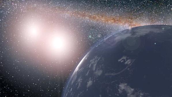 """科学家宣布找到了太阳的""""双胞胎"""" 宇宙真的存在生命?"""