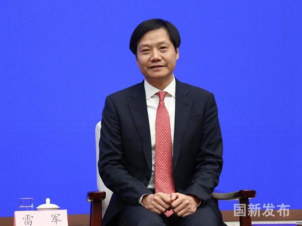 雷军:对小米发展充满信心 中国品牌会享誉全球