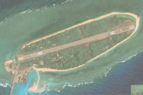台军今在太平岛进行实弹射击训练