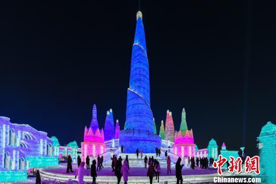 """哈尔滨十项措施加强""""哈亚雪""""冬游市场监管"""