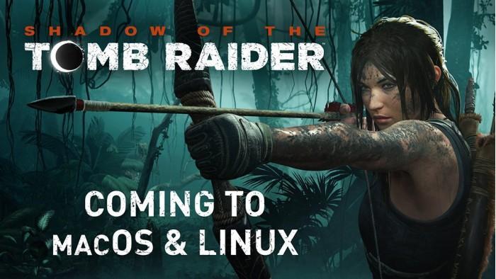 《古墓丽影:暗影》确认移植Linux/macOS平台