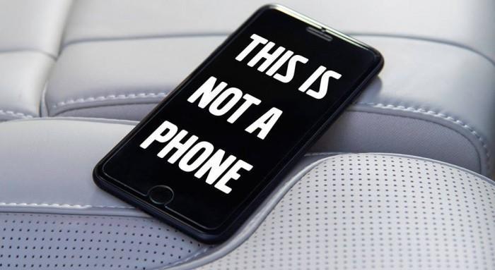 沃尔沃发神秘预告图:不只是手机