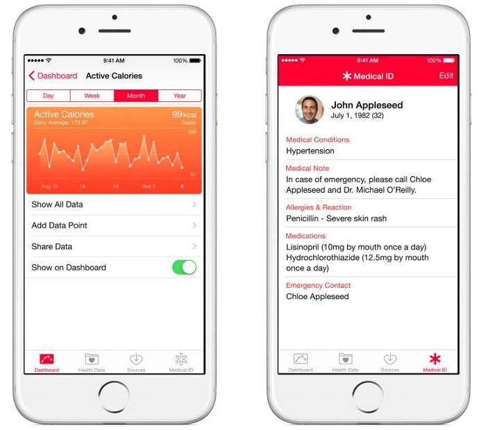 苹果为退伍军人打造整合电子健康纪录的专属服务