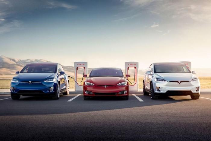 特斯拉明年将推下一代超级充电桩 扩大覆盖范围