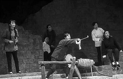 舞台剧《永定人家》描绘京西风俗画