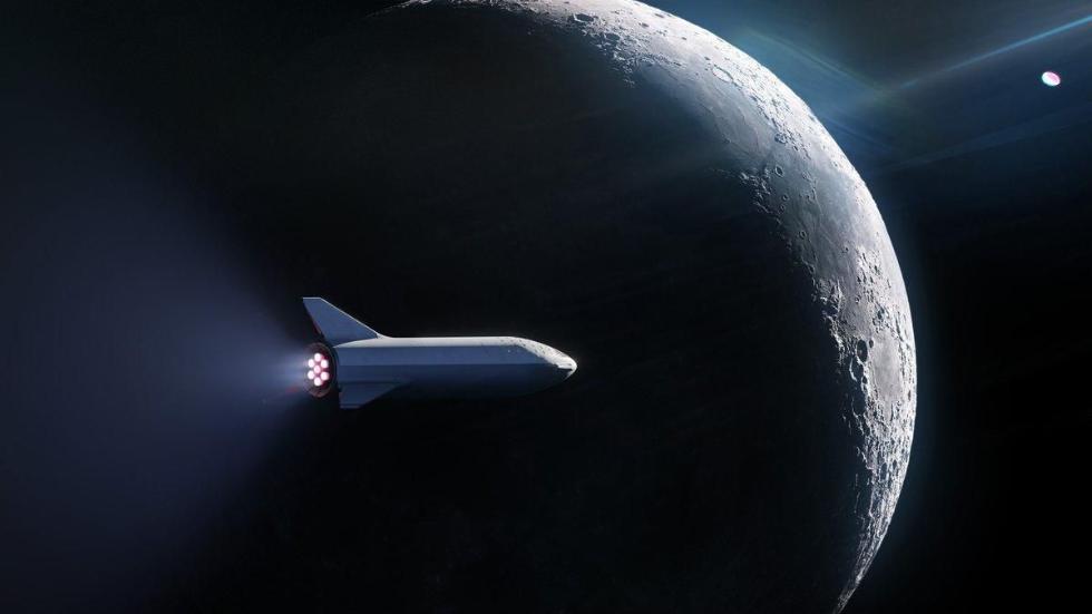 马斯克将BFR改名为Starship 准备进行星际旅行