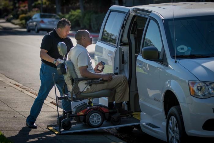 Uber为其车队增加了更多适合轮椅使用的车辆