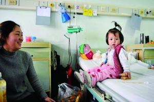 汶川先心病患儿在同仁医院顺利手术