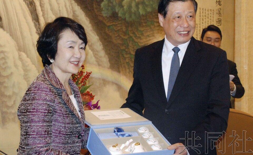 横滨上海结为友好城市45周年 两市长20年首次同年互访