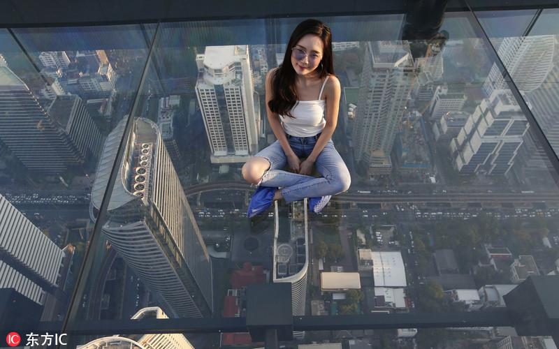 新打卡圣地!曼谷第一高楼玻璃空中步道对外开放