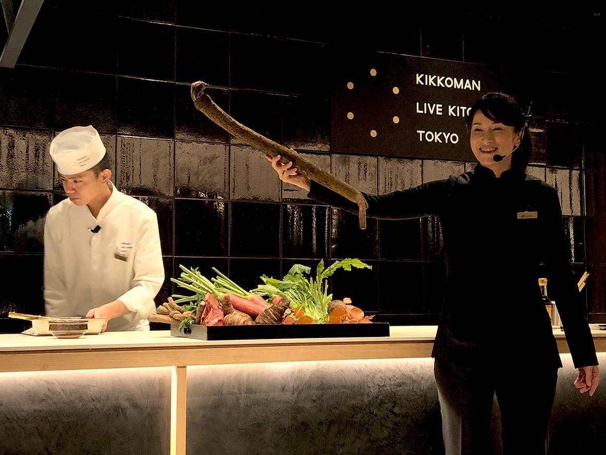 日本直播餐厅每月换菜单