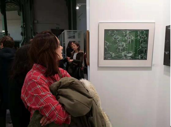 心翩艺远—中国当代艺术摄影新秀谈婉蓉的巴黎之旅