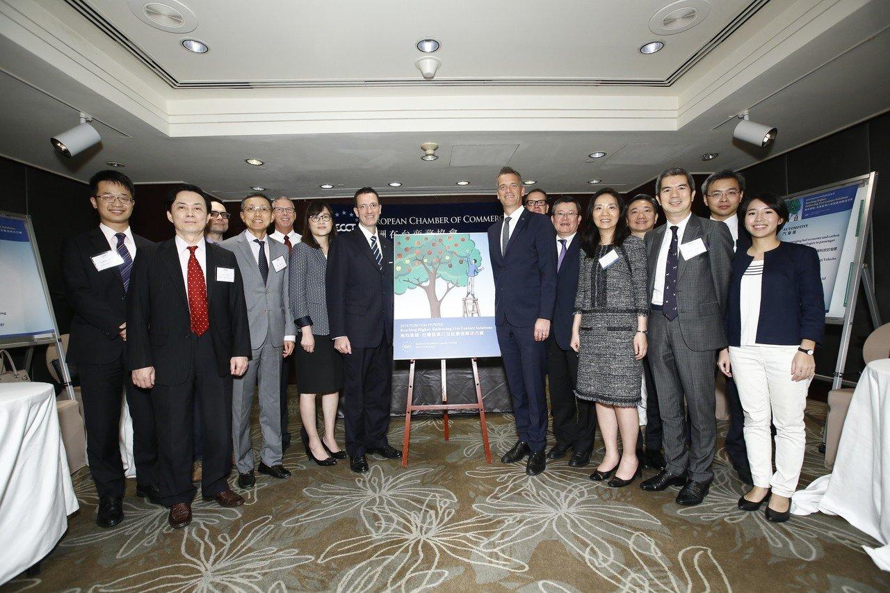 欧洲商会:台湾不应将大陆人才拒于门外