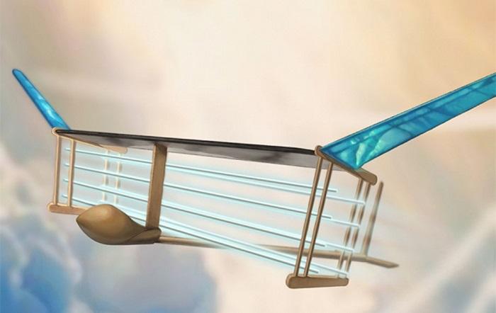 """美国开发出""""离子风""""驱动无人机 无需运动组件"""