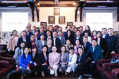 厚益高等教育研究院助力中国企业转型升级