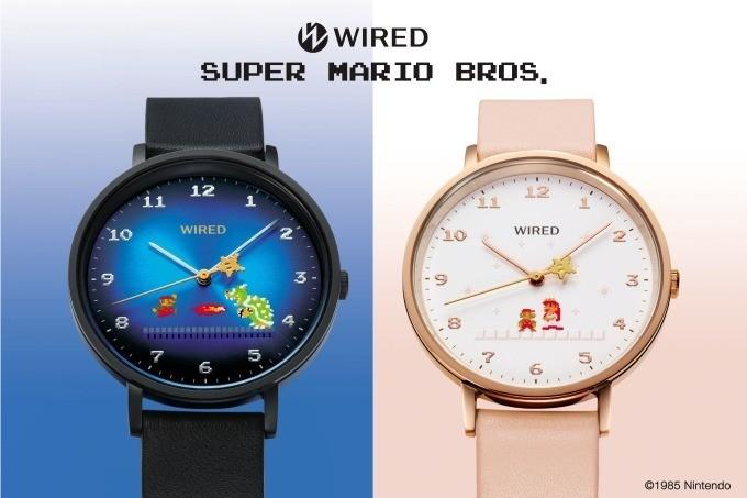 SEIKO联动马里奥推出限量手表:售价约合1100元