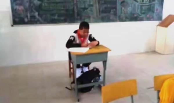 小学生肿瘤康复回校疑遭歧视 不让参加语文考试