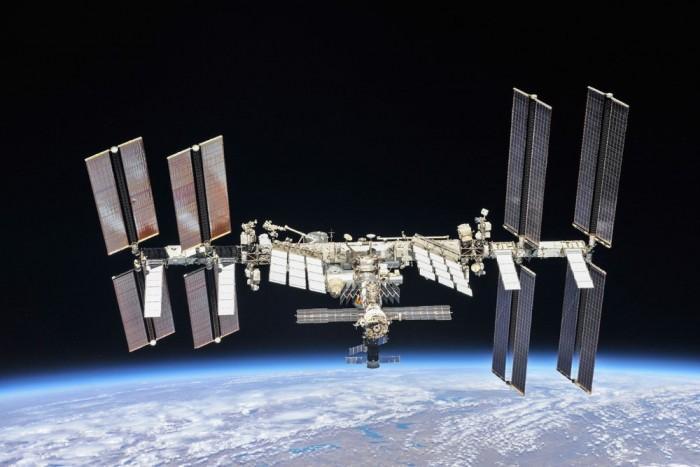 国际空间站已经在轨道上运行了20年