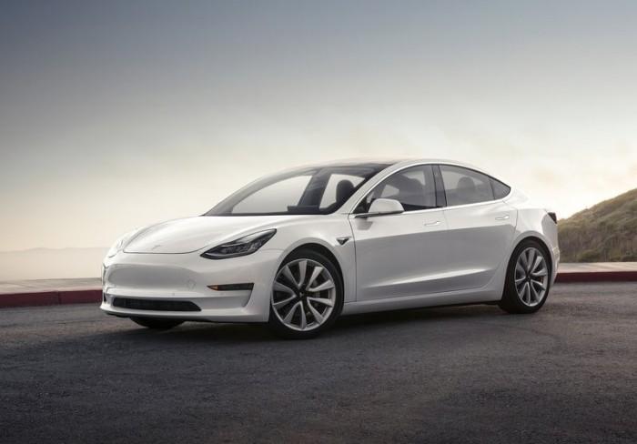 特斯拉Model 3中国54万起售 Model S和Model X降价
