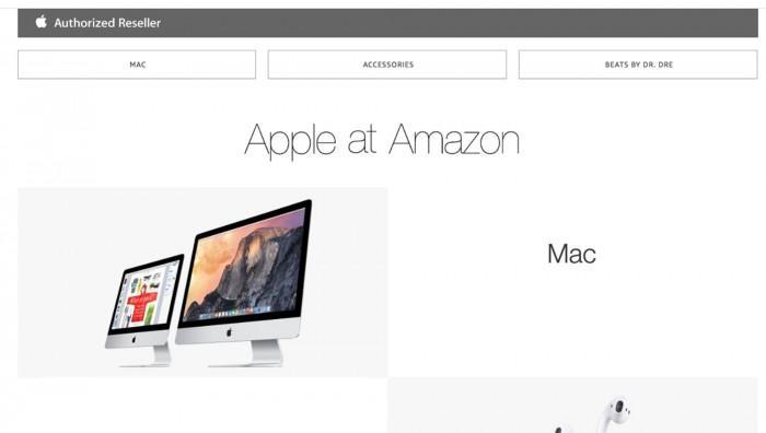 亚马逊开始销售更多苹果产品 除了HomePod