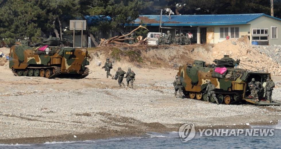 """朝媒严厉警告韩军举行""""侵朝演习"""":后果可能很严重"""