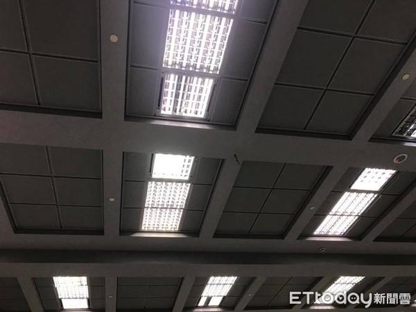 台湾北部发生大规模供电不稳状况 许多民众家中电灯闪烁