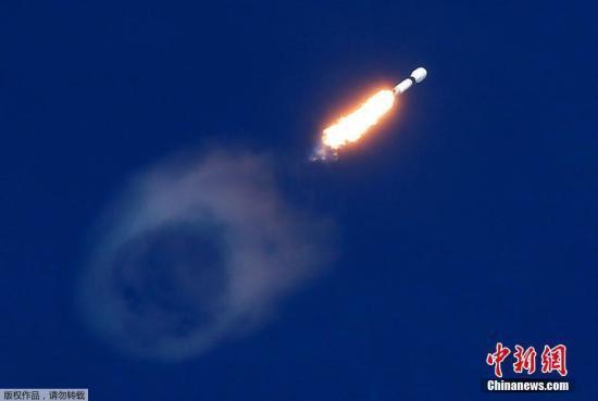 NASA:美国龙飞船将于2019年1月前往国际空间站_北京pk开奖网站彩